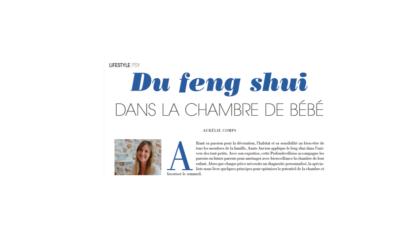 Article 12Juin2021 DEUZIO: une chambre bébé Feng Shui